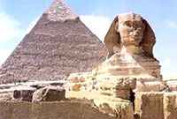 Great Pyramids & Sphinx